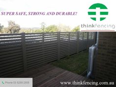#PVC #Horse #Fencing - Think Fencing was originally established to provide super safe, strong and durable fencing for #horses & #Rural. These same benefits are now available in our commercial/ industrial products.