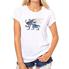 Digimon Tentomon Bug Kabuterimon Four Legs Medium Mujer T-Shirt #camiseta #starwars #marvel #gift