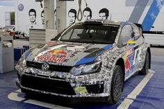 WRC Rally  | ... FIN) Volkswagen Polo R WRC (2013) WRC Rally Great Britain (Wales) 2013