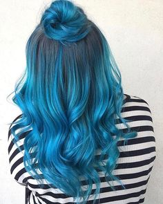 WEBSTA @ authentichairarmy - Gorgeous  mermaid  by @xmandyleex Don't forget to DBL tap and show some love❤️