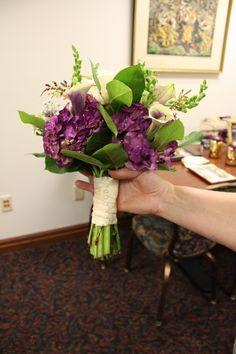 This rich colored fall wedding took place at the beautiful Polish Center of Wisconsin. Fall Wedding, Floral Design, Handle, Classy, Purple, Plants, Gold, Beautiful, Blush Fall Wedding