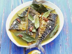 Makrele mit würziger Marinade ist ein Rezept mit frischen Zutaten aus der Kategorie Marinaden. Probieren Sie dieses und weitere Rezepte von EAT SMARTER!