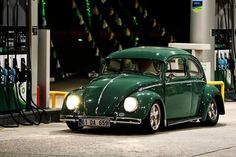 Classic VW - love this green