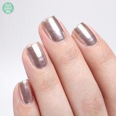 ANNY Mirror Nails – Chrome Nailart Trend – mit Nagellack ohne Gel – by frischlackiert