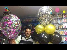 Globos de 18 pulgadas con detonación - YouTube