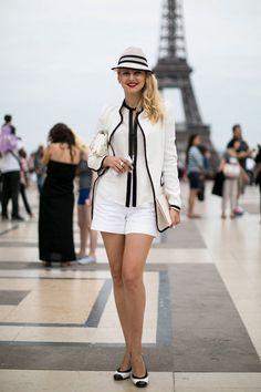 Street style Paris - Dandy (=)