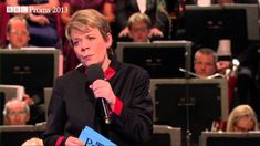 Marin Alsop's speech at the Last Night of the Proms 2013