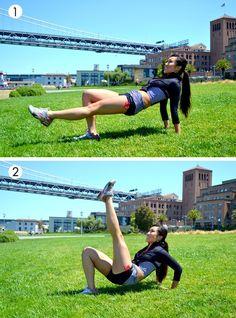 Bikini bootcamp workout