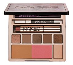 Urban Decay NAKED ON THE RUN The beauty of this kit is its versatility, with the ability to easily transition your makeup from a soft day look to a smokey night look.