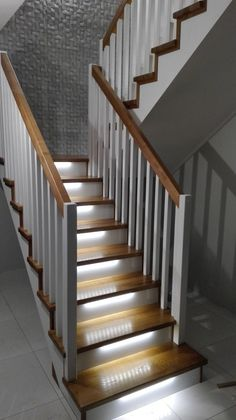 Stair Railing, Stairs, House Design, Interior, Rooms, Home Decor, Verandas, Staircases, House Stairs