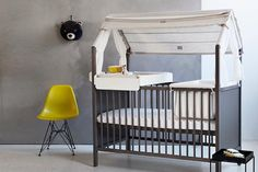 Stokke Home furniture: modern pieces that grow with your kid featured on COOL MOM PICKS