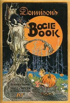 1924 Dennison Bogie Book