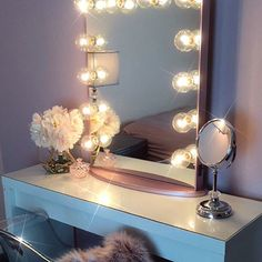 Vanity Mirror With Lights Walmart Touch Light Vanity Mirror  Can Also Purchase These Kinds Of Mirrors