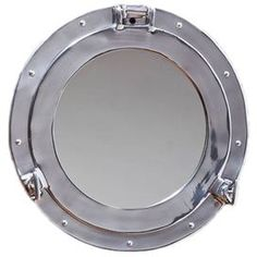 Porthole Wall Mirror