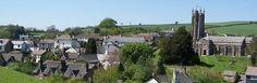 Harberton, Devon.