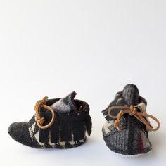 Pendleton wool moccasin