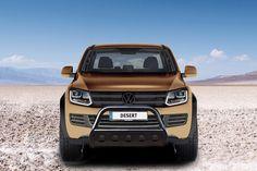 VW Amarok MTM V8 Passion Desert Wallpaper 2016 (1)