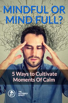 5 ways to cultivate mindful moments of calm every day. Mindfulness can help with high blood pressure, anxiety, pain and can even improve mood and productivity. Recovering From Depression, Breathing Techniques, Mindfulness Practice, Drug Free, Psychology Facts, Learning To Be, Stress Management, Back Pain, Breathe