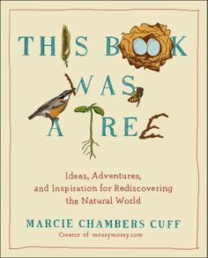 Book for kids -- nature exploration
