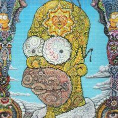 foto de 60 mejores imágenes de Flasheras | Psychedelic art, Imagenes ...