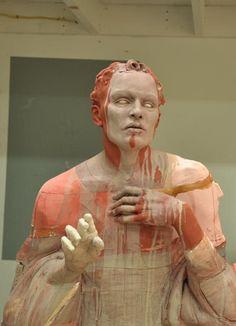 pink - figurative - sculpture - Cristina Córdova