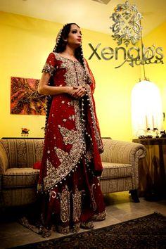 Pakistani dresses newest | Latest Bridal Dresses New Designs For 2013b