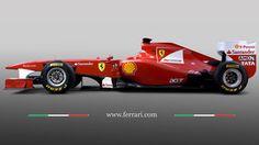 Ferrari F150 2011
