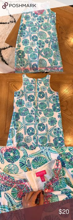 Lilly Pulitzer for Target dress Lilly Pulitzer for Target patterned dress. Super comfy and stretchy! Lilly Pulitzer for Target Dresses Casual