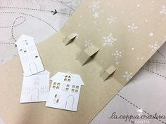Stampin Up Christmas, Christmas Cards, Christmas Decorations, Pop Up, Gift Wrapping, Gifts, Card Ideas, Scrap, Houses