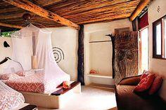 Room at Amansala Yoga Resort