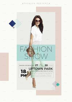 Trendy fashion show poster design layout Ideas Poster Design Layout, Brochure Design, Flyer Design, Fashion Show Poster, Fashion Posters, Promo Flyer, Fashion Show Invitation, Fashion Banner, Cool Business Cards