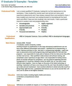 Example Of A Cv Financial Advisor Cv Example  Financial Advisor  Pinterest  Cv .