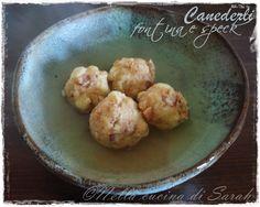 Pancakes a colazione...: MTC ~ Canederli con fontina e speck