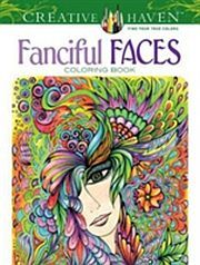 lataa / download CREATIVE HAVEN FANCIFUL FACES COLORING BOOK epub mobi fb2 pdf – E-kirjasto
