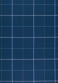SLOANE SQUARE, Navy, W80121, Collection Woven 9: Plaids & Stripes from Thibaut