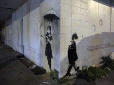 dissertation on banksy