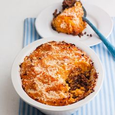 'Half and Half' Cottage Pie with Root Veg Mash - Woman And Home