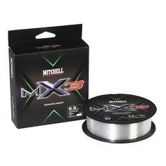 Mono Filo  Mitchell MX3 Clear 150 mt - EUR 2.90