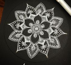 can never decide on a mandala