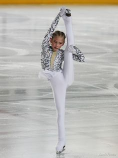 Julia Lipnitskaia / photo by Ksenia Fomina