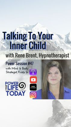 What happened to you before the age of 10 years old that is impacting your life through your emotions and behavior?  With the desire to be vulnerable and trusting my listeners, I decided to let you listen to a session I did with Rene Brent, Hypnotherapist. While I didn't go into full hypnosis (as we did not want anyone listening in their car to go into trance), I was able to enter a deeper trance stage that allowed me to find some incredible healing and insight.