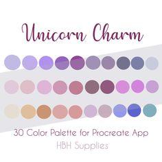 Colour Pallette, Colour Schemes, Color Combos, Ipad Art, Color Psychology, Color Swatches, Color Theory, Color Inspiration, Unicorn