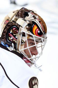 11.11.12 - BEARS vs. Portland - #35 D. Sabourin. Photo courtesy of JustSports Photography