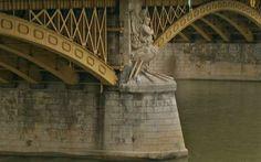 Margit-híd tartópillére