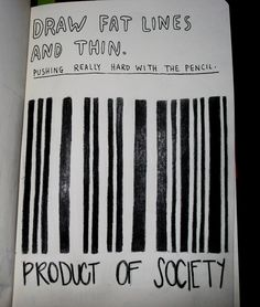 barcode Wreck This Journal