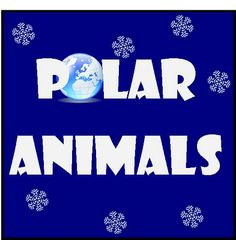 Journey 2 Excellence week 1 of Polar Animals - Denmark and the Arctic!