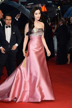Fan Bingbing at the Opening Ceremony And 'The Great Gatsby' Premiere - The 66th Annual Cannes Film Festival
