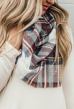 This is a must have for the upcoming season! The super soft blanket scarf will be your hottest accessory. Over-sized and ultra soft, you will love the warmth and style. They double as a blanket, perfe