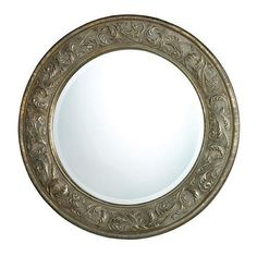 Dimond DM1968 Jacobson Mirror In Seahill Silver