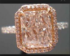 Rose Gold Engagment Ring